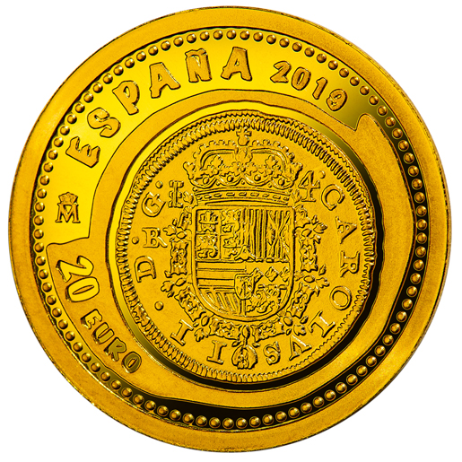 NUMISMATIC TREASURES (2019) HOUSE OF HABSBURG 20 EURO GOLD COIN