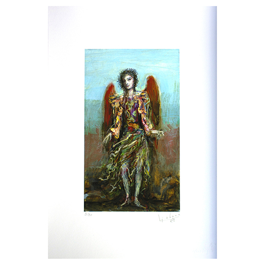 "PRINT ""RED-WINGED ANGEL"""