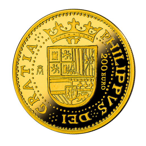 200 EURO 150 YEARS OF THE ESCUDOS