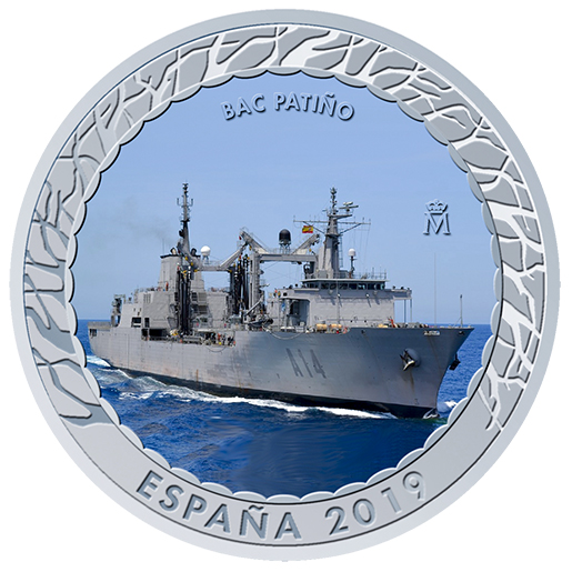 NAVIGATION - SPANISH OILER PATIÑO (SERIES II)