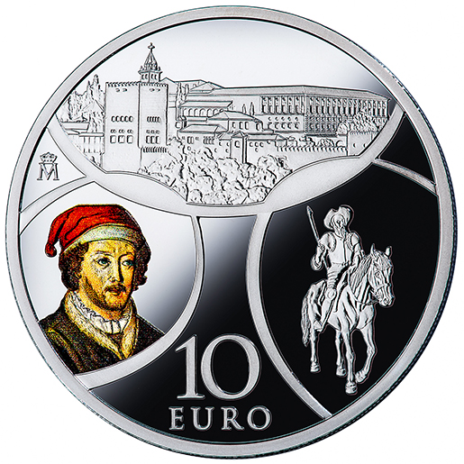 EUROPA PROGRAM 2019 RENAISSANCE SILVER COIN