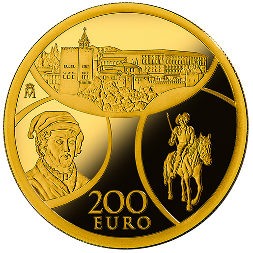 EUROPA PROGRAM 2019 RENAISSANCE GOLD COIN