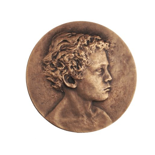 COPPER MEDAL TFP AWARDS 1999 CARMEN LAFFON