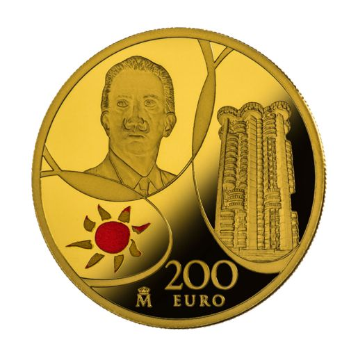 EUROPA PROGRAM 2016 MODERN 20TH CENTURY GOLD COIN