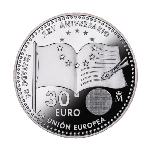 SET 30 EURO 2017 TREATY OF MAASTRICHT