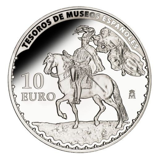 TREASURES MUSEUMS (2014) RUBENS SILVER COIN