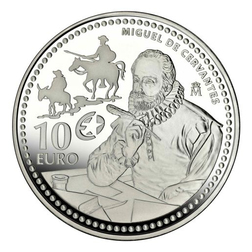 SERIE EUROPA 2013 CERVANTES 8 REALES