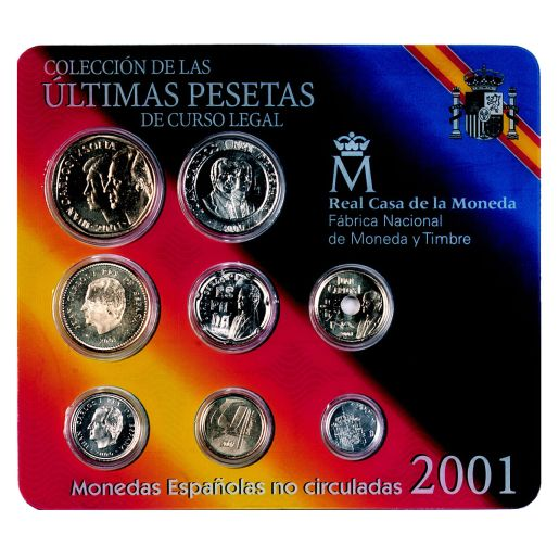 THE PESETA, WITNESS OF THE HISTORY