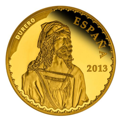 TREASURES MUSEUMS (2013) DURERO GOLD COIN