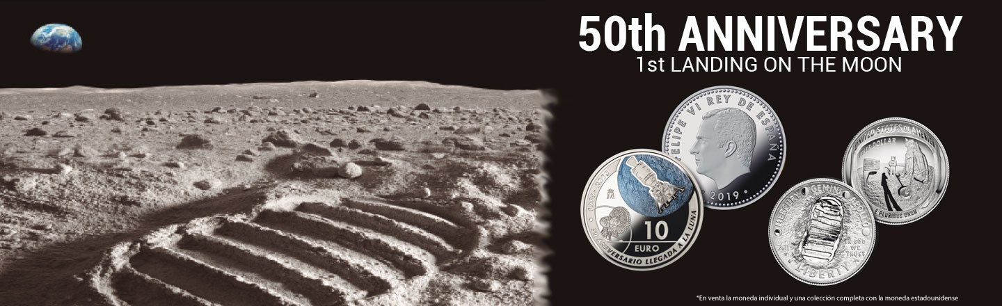 50th anniversary 1st landing on the moon